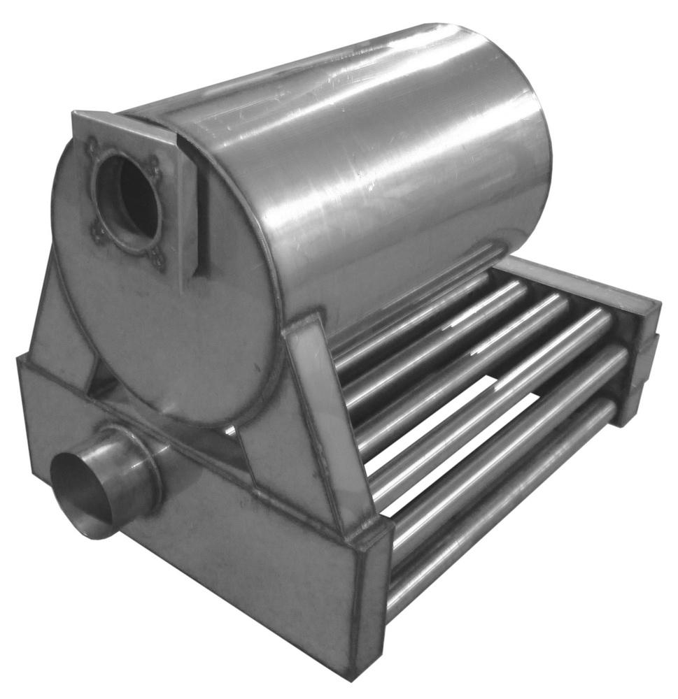 Воздушные теплообменники с горелкой Пластинчатый теплообменник КС 100 Уфа